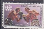 Stamps Europe - Spain -  JUEGOS OLÍMPICOS MONTREAL (30)