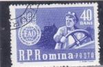 Sellos del Mundo : Europa : Rumania : FAO- campaña mundial