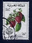 Sellos del Mundo : Africa : Marruecos : Fresas