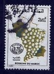 Sellos del Mundo : Africa : Marruecos : Uvas