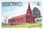 Sellos del Mundo : Africa : Lesotho : IGLESIA EVANGELICA