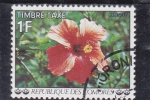 Stamps  -  -  COMORES-intercambio