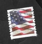 Sellos del Mundo : America : Estados_Unidos : Bandera