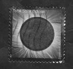 Sellos del Mundo : America : Estados_Unidos : Eclipse total solar