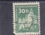 de Europa - Checoslovaquia -  CASTILLO DE PERNSTEJN