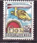 Sellos de Europa - Checoslovaquia -  praga 1878