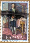 Stamps Spain -  Hispanidad Puerto Rico - M. A. de Ustariz