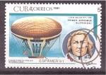 Stamps Cuba -  ESPAMER' 91