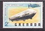 Stamps Grenada -  75 aniv.