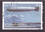 de America - Guyana -  150 años