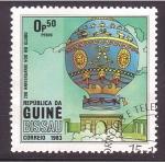 Sellos de Africa - Guinea Bissau -  200 aniv.
