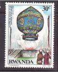 de Africa - Rwanda -  200 aniv.