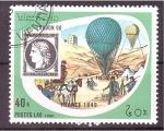 Stamps Laos -  150 años