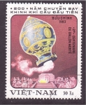 Stamps Vietnam -  200 aniv.