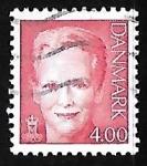 Stamps : Europe : Denmark :  Queen Margrethe II