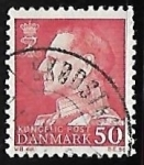 Stamps Denmark -  King Frederik IX
