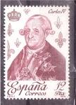 Stamps Spain -  reyes de la casa borbon
