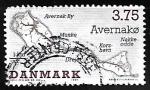 Stamps Denmark -  Islas