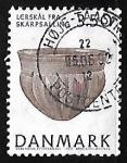 Stamps Denmark -  Tesoros del museo nacional