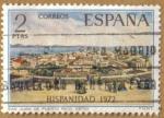 Stamps Spain -  Hispanidad Puerto Rico - San Juan de Puerto Rico