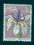 Sellos de Africa - Sudáfrica -  Dietes Grandiflora