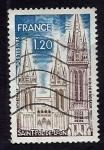 Stamps France -  San Pol de Lion
