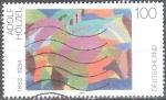 Sellos de Europa - Alemania -  Pinturas contemporáneas,de Adolf Hölzel.