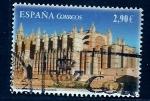 Stamps : Europe : Spain :  Catedral Palma de Mallorca