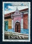Sellos de Europa - España -  Casa colonial (Nicaragua)