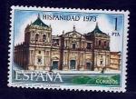 Sellos de Europa - España -  Catedral de Leon (Nicaragua)