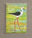 Stamps Bosnia Herzegovina -  Aves del valle del Neretva
