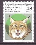 Sellos de Europa - España -  serie- felinos