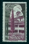 Stamps Spain -  Santo Domingo de Silos