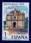 Sellos de Europa - España -  Iglesia de Nicoya (Costa Rica)