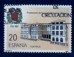 Sellos de Europa - España -  Escuela de armeria(EIBAR)