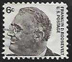Stamps United States -  Franklin D. Roosevelt