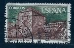 Stamps Spain -  San Juan de la peña