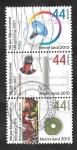 Stamps Netherlands -  Inventos holandeses