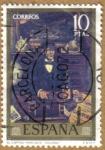 Stamps Spain -  SOLANA - El capitan mercante