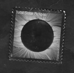 Stamps United States -  Eclipse total solar