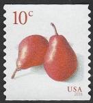 Sellos de America - Estados Unidos -  4849 - Peras