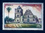 Stamps Spain -  Iglesia de Subtiava (Nicaragua)