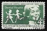 Stamps United States -  Dental Health - Children