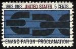 Sellos de America - Estados Unidos -  Proclamacion de la Independencia