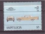 Stamps Saint Lucia -  serie- AUTO 100