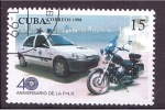 Stamps Cuba -  40 aniv.