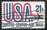 Sellos de America - Estados Unidos -  USA