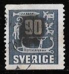 Stamps of the world : Sweden :  Suecia-cambio