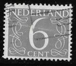 Stamps Netherlands -  Holanda-cambio