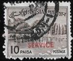 Sellos del Mundo : Asia : Pakistán : Pakistán-cambio